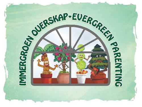Evergreen-op-wit