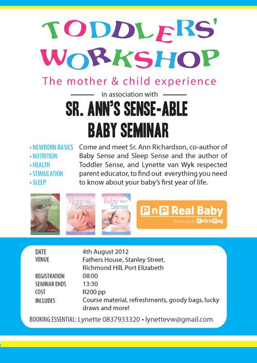 Sense-able Seminar